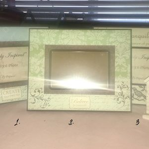 """""""Believe In Yourself"""" Designer Picture Frame 🥰🤩"""